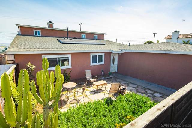 819 Iris Avenue, Imperial Beach, CA 91932 (#210009495) :: Wannebo Real Estate Group