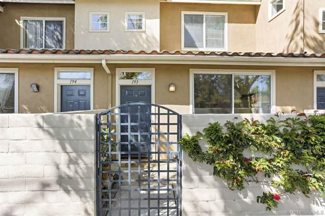 4170 Via Candidiz #193, San Diego, CA 92130 (#210009497) :: Keller Williams - Triolo Realty Group