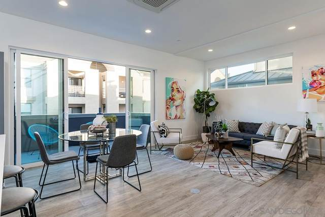 4079 1st Avenue #5, San Diego, CA 92103 (#210009504) :: Wannebo Real Estate Group