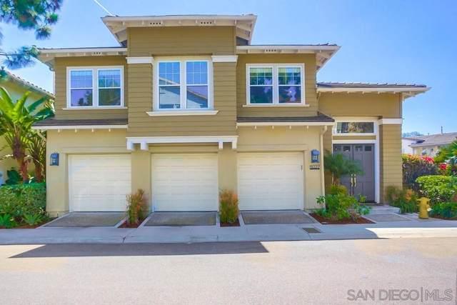 6037 Deerford Row, La Jolla, CA 92037 (#210009519) :: Keller Williams - Triolo Realty Group
