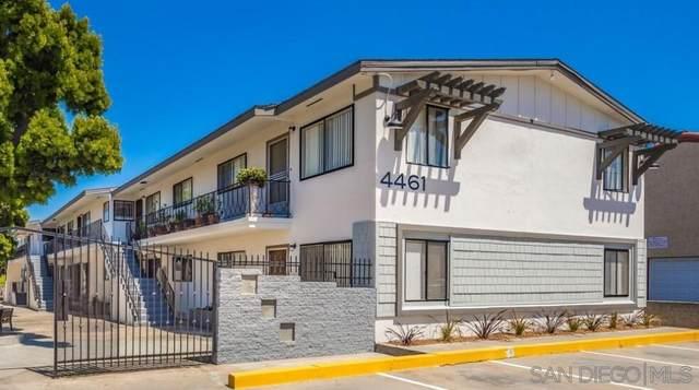 4461-4479 Menlo Avenue, San Diego, CA 92115 (#210009525) :: Neuman & Neuman Real Estate Inc.