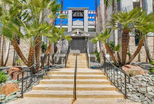 1756 Essex #105, San Diego, CA 92103 (#210009527) :: Wannebo Real Estate Group