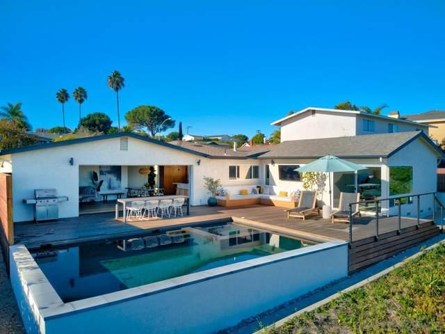 5745 Soledad Mountain Rd, La Jolla, CA 92037 (#210009528) :: Compass