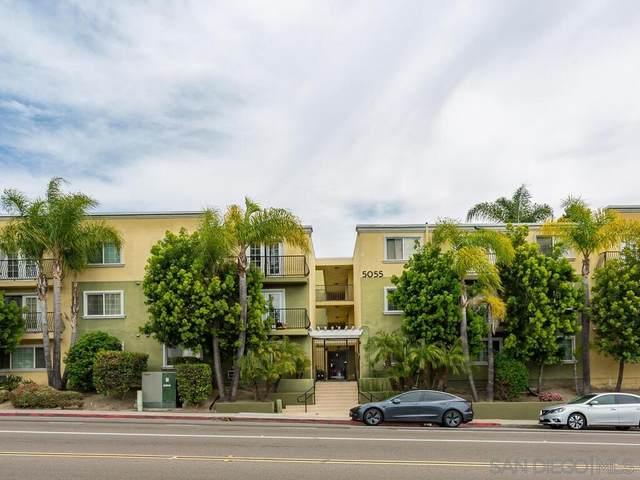 5055 Collwood  Blvd #305, San Diego, CA 92115 (#210009533) :: Neuman & Neuman Real Estate Inc.