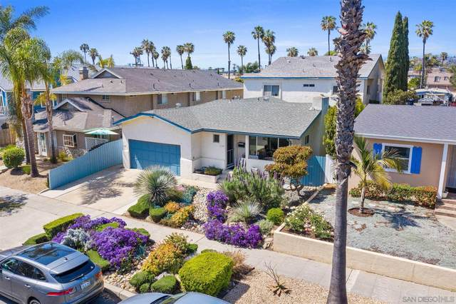 1158 Thomas Ave., San Diego, CA 92109 (#210009540) :: Neuman & Neuman Real Estate Inc.