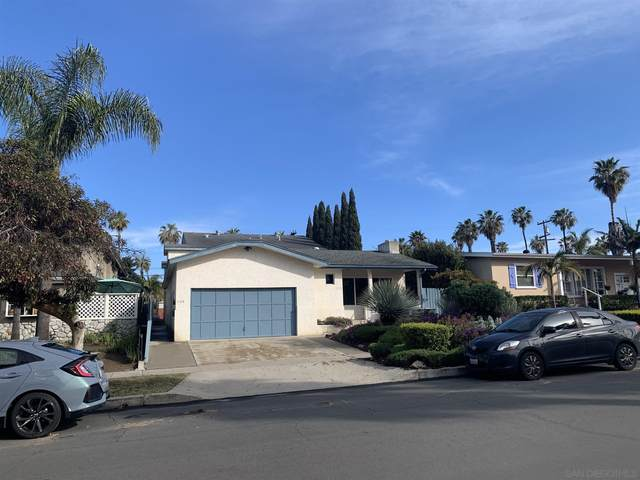1158 Thomas Ave., San Diego, CA 92109 (#210009540) :: Keller Williams - Triolo Realty Group