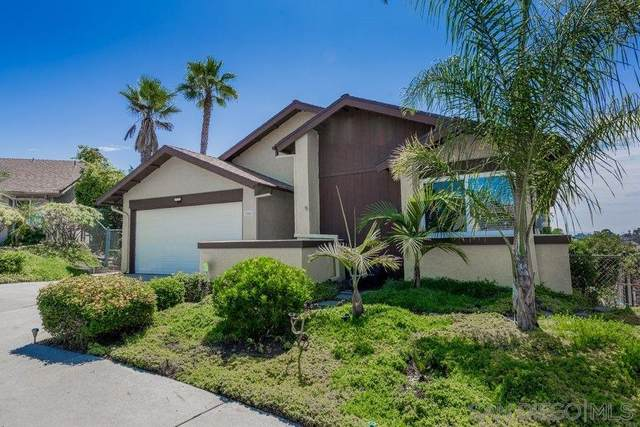7145 Cabernet Way, Lemon Grove, CA 91945 (#210009543) :: Neuman & Neuman Real Estate Inc.