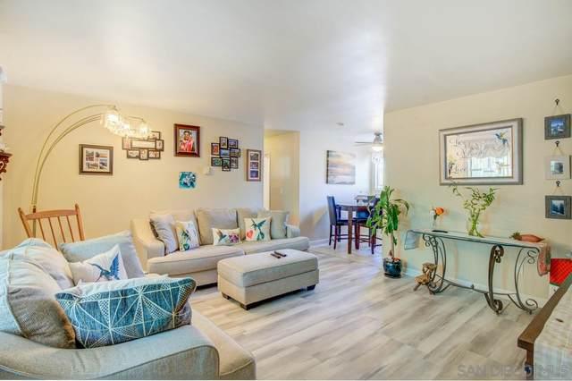 4615 Delta St #6, San Diego, CA 92113 (#210009548) :: Neuman & Neuman Real Estate Inc.
