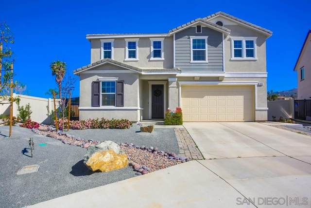 542 Bridle Place, Escondido, CA 92026 (#210009559) :: Keller Williams - Triolo Realty Group