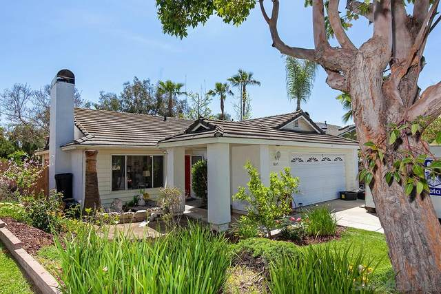 1645 Appaloosa Way, Oceanside, CA 92057 (#210009568) :: Neuman & Neuman Real Estate Inc.