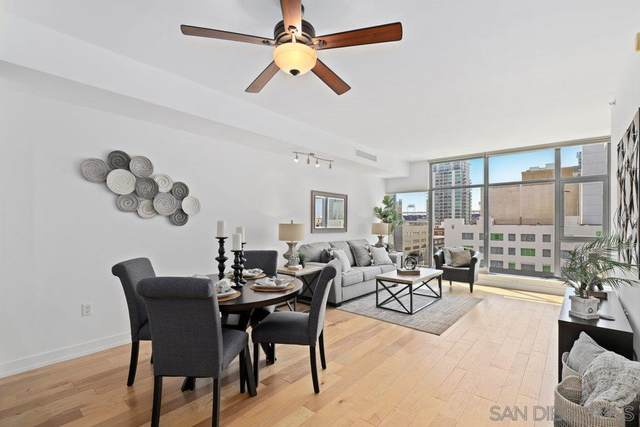 575 6Th Ave #406, San Diego, CA 92101 (#210009577) :: The Mac Group