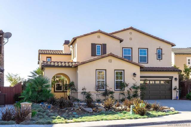 641 Atherton St, San Marcos, CA 92078 (#210009606) :: Wannebo Real Estate Group