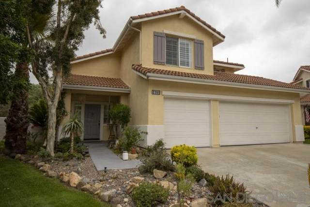 2201 Orange Grove Pl, Escondido, CA 92027 (#210009616) :: Keller Williams - Triolo Realty Group