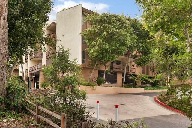 1605 Hotel Cir S B103, San Diego, CA 92108 (#210009634) :: Keller Williams - Triolo Realty Group