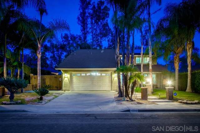 10349 Avenida Magnifica, San Diego, CA 92131 (#210009635) :: Wannebo Real Estate Group
