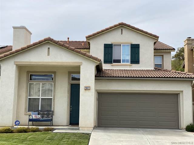 15072 Palomino Mesa Rd, San Diego, CA 92127 (#210009642) :: Wannebo Real Estate Group