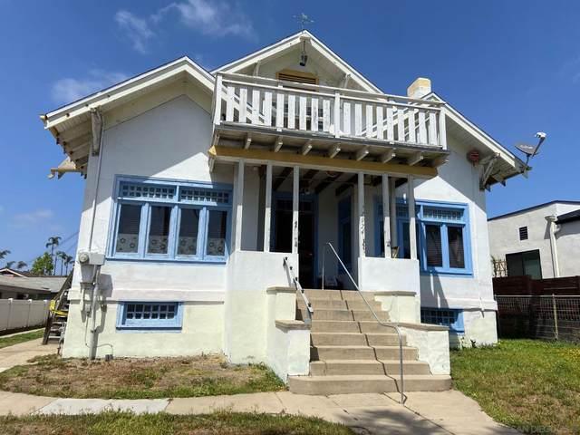 2974 Fir St, San Diego, CA 92102 (#210009643) :: SunLux Real Estate