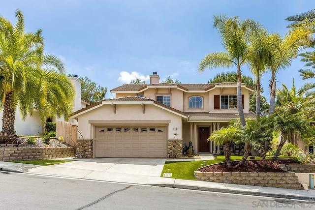 663 Hillhaven Dr, San Marcos, CA 92078 (#210009644) :: SunLux Real Estate