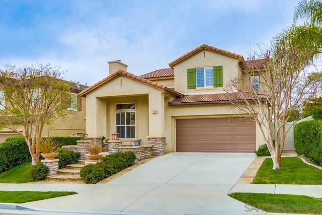 16232 Palomino Mesa Ct, San Diego, CA 92127 (#210009703) :: Wannebo Real Estate Group