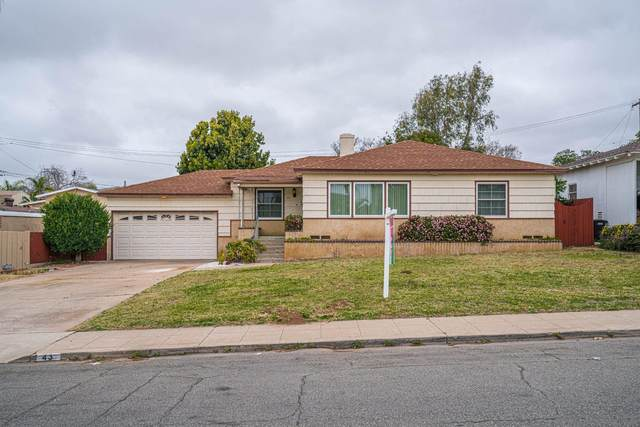 43 Sierra Way, Chula Vista, CA 91911 (#210009710) :: Wannebo Real Estate Group