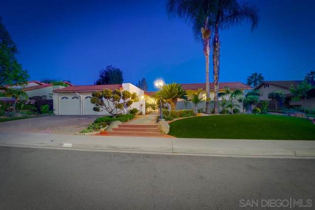 1852 Hacienda Dr, El Cajon, CA 92020 (#210009723) :: The Stein Group