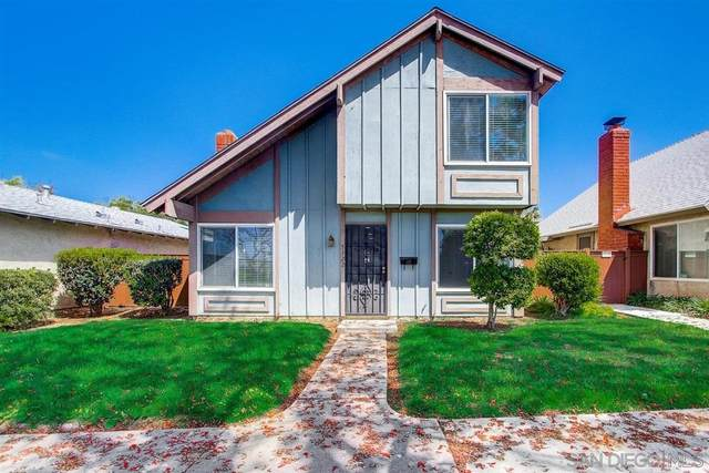 5122 Fino Dr, San Diego, CA 92124 (#210009735) :: Wannebo Real Estate Group