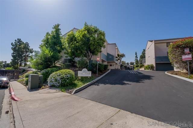 6182 Agee #202, San Diego, CA 92122 (#210009740) :: Wannebo Real Estate Group