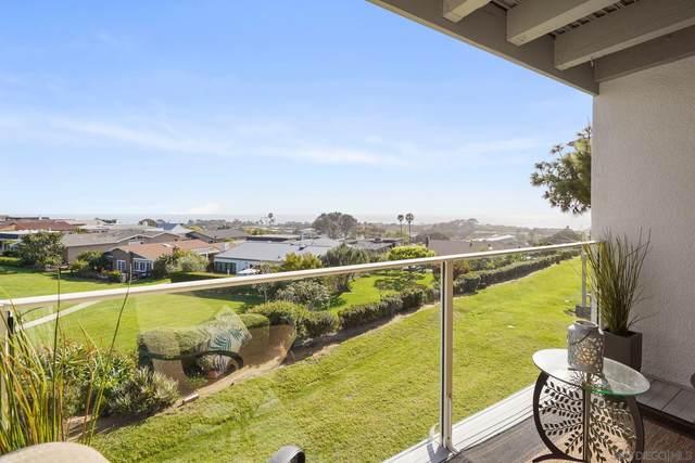 640 W Solana Circle #11, Solana Beach, CA 92075 (#210009747) :: Wannebo Real Estate Group