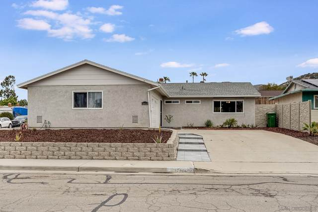 10420 Susie Pl, Santee, CA 92071 (#210009752) :: Wannebo Real Estate Group