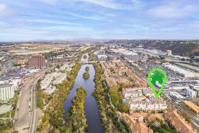 640 Camino De La Reina #1204, San Diego, CA 92108 (#210009754) :: Wannebo Real Estate Group