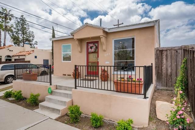 3183 Monroe Avenue, San Diego, CA 92116 (#210009757) :: Wannebo Real Estate Group