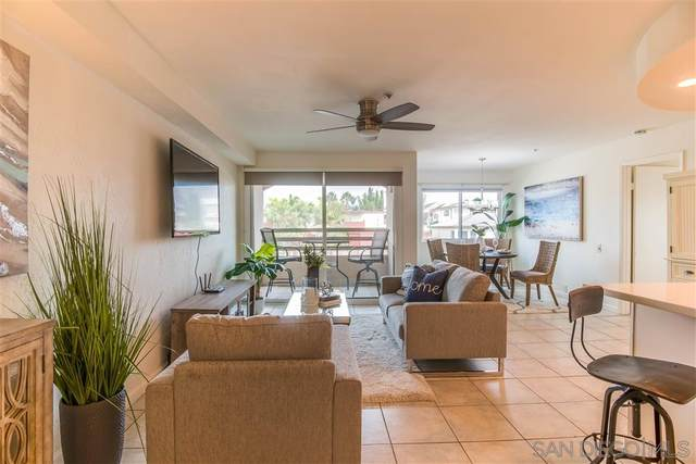 1225 Pacific Beach 2B, San Diego, CA 92109 (#210009784) :: Compass