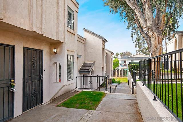 1604 Presioca St #11, Spring Valley, CA 91977 (#210009794) :: PURE Real Estate Group