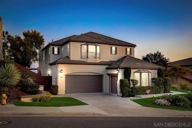 805 Hollowbrook Ct, San Marcos, CA 92078 (#210009799) :: Wannebo Real Estate Group