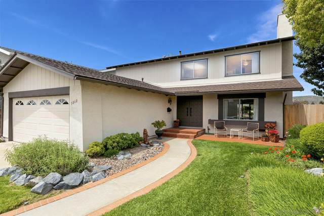 5860 Highplace Dr., San Diego, CA 92120 (#210009808) :: PURE Real Estate Group