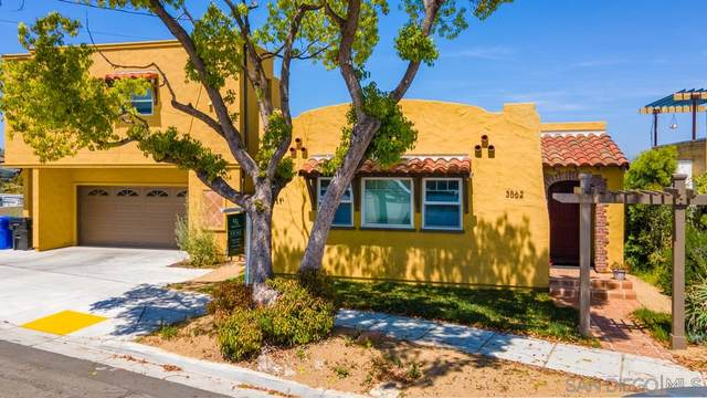 3562 Sydney Pl, San Diego, CA 92116 (#210009812) :: Wannebo Real Estate Group