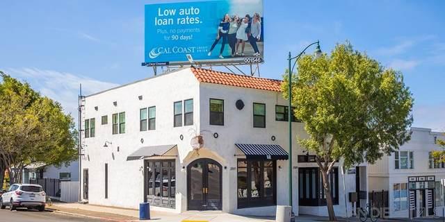2587-2591 University Avenue, San Diego, CA 92104 (#210009823) :: Yarbrough Group
