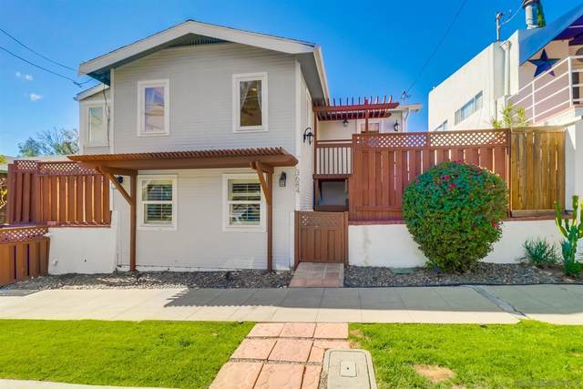 3684 Richmond St., San Diego, CA 92103 (#210009833) :: Wannebo Real Estate Group