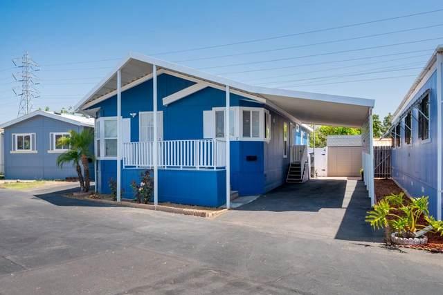 6460 Convoy Ct #17, San Diego, CA 92117 (#210009837) :: Neuman & Neuman Real Estate Inc.