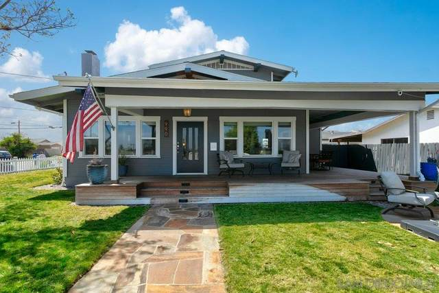 990 Georgia St, Imperial Beach, CA 91932 (#210009844) :: Wannebo Real Estate Group