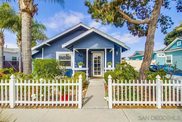 4876 Mansfield St, San Diego, CA 92116 (#210009852) :: Wannebo Real Estate Group