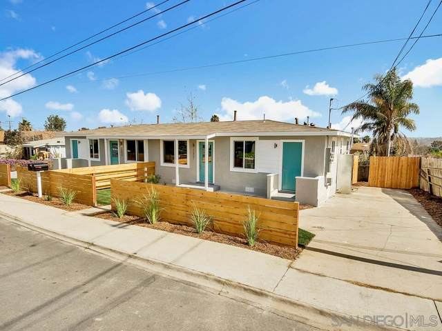 1551-53 Coolidge St, San Diego, CA 92111 (#210009853) :: Wannebo Real Estate Group