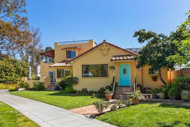 314 Glorietta Place, Coronado, CA 92118 (#210009870) :: PURE Real Estate Group