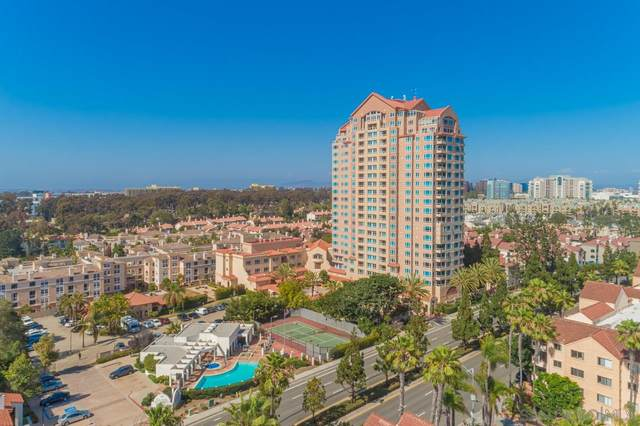 3890 Nobel Drive #908, San Diego, CA 92122 (#210009874) :: Wannebo Real Estate Group