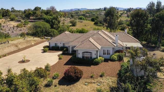 1512 Via Vista, Fallbrook, CA 92028 (#210009875) :: Neuman & Neuman Real Estate Inc.