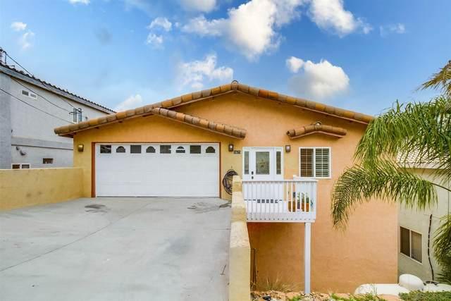 1625 La Presa, Spring Valley, CA 91977 (#210009881) :: SD Luxe Group