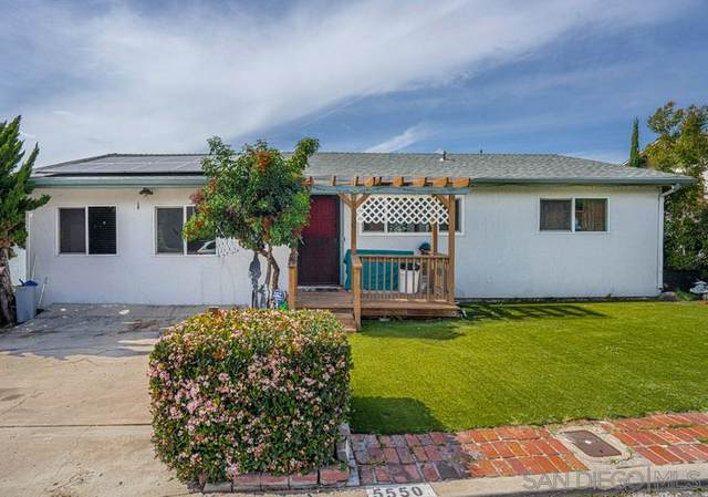 5550 Encina Dr, San Diego, CA 92114 (#210009889) :: Wannebo Real Estate Group
