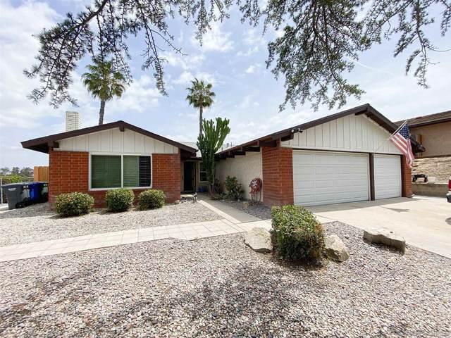 2173 Puesta Pl, El Cajon, CA 92020 (#210009892) :: PURE Real Estate Group
