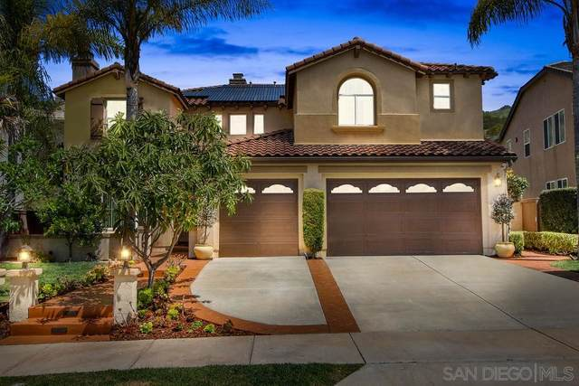16237 Cayenne Ridge Road, San Diego, CA 92127 (#210009894) :: Wannebo Real Estate Group