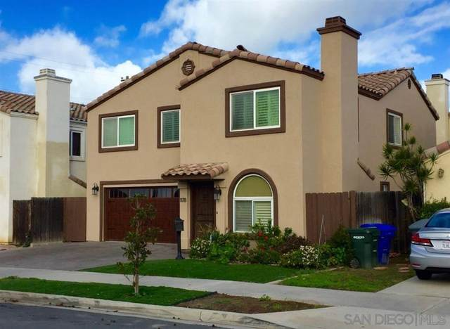 1178 Donax Ave, Imperial Beach, CA 91932 (#210009901) :: Keller Williams - Triolo Realty Group